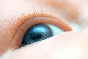 Colore degli occhi nei bambini