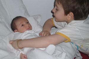 gelosia fratello e sorella