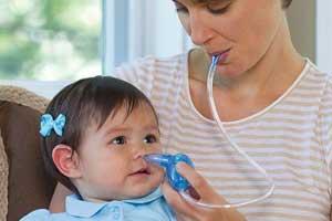 lavaggio nasale bambini e neonati