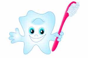 primi dentini e denti da latte