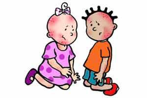 Morbillo nei bambini e neonati: sintomi, prevenzione e vaccinazione