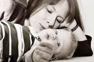 La depressione post partum nelle mamme aumenta il rischio di depressione nei bambini