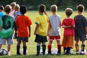 sport e bambini I bambini e lo sport