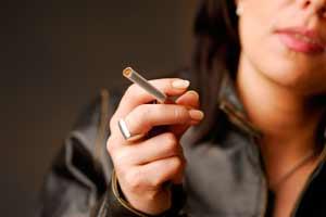 fumo passivo e danni ai bambini