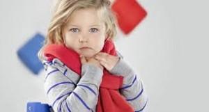 La tonsillite acuta nel bambino