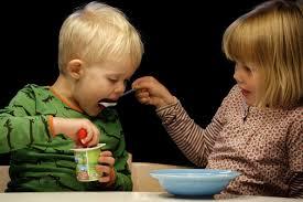 L'alimentazione dopo l'anno d'età