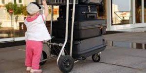 Estate e viaggi con i bebe'